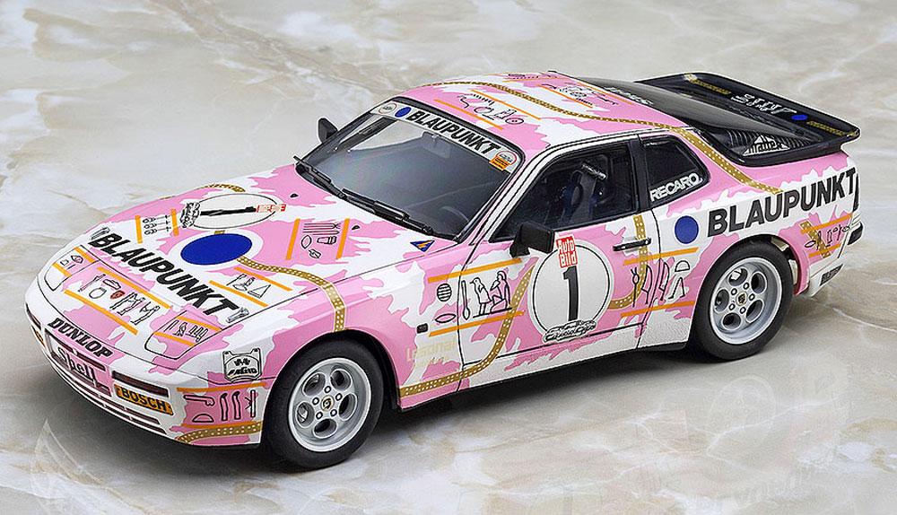 ポルシェ 944 ターボ レーシングプラモデル(ハセガワ1/24 自動車 限定生産No.20315)商品画像_3