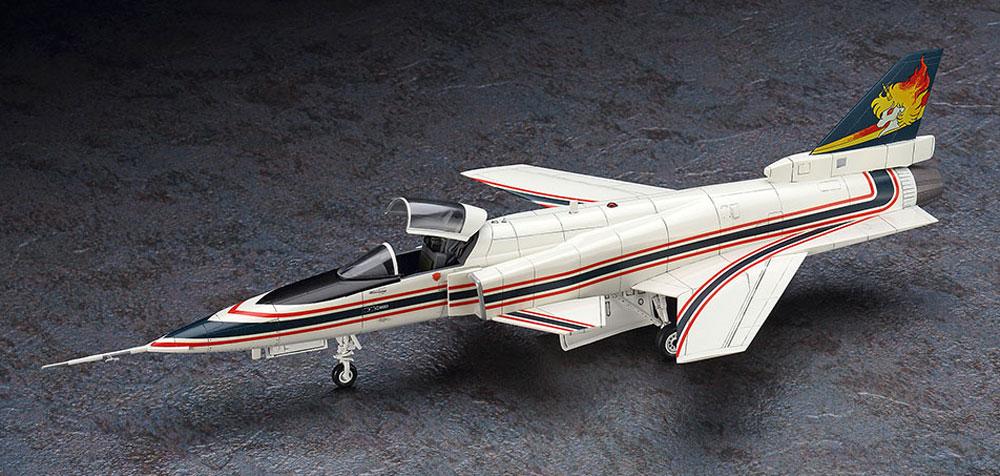 X-29 風間真 (エリア88)プラモデル(ハセガワクリエイター ワークス シリーズNo.64753)商品画像_2