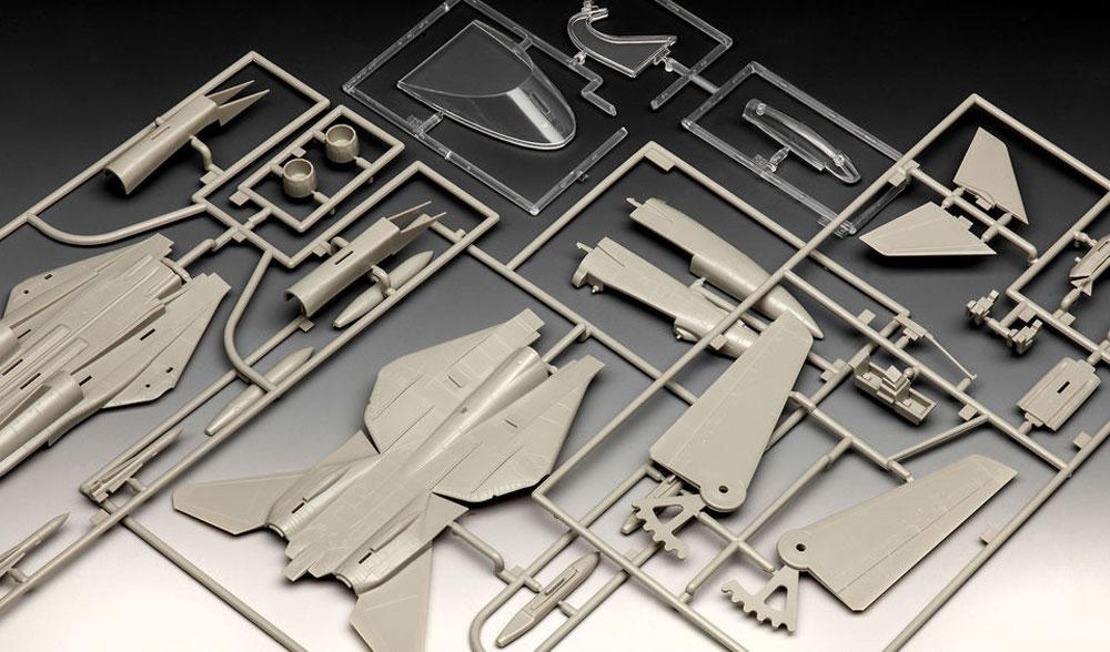 F-14D スーパートムキャットプラモデル(レベル1/100 エアクラフトNo.03950)商品画像_1