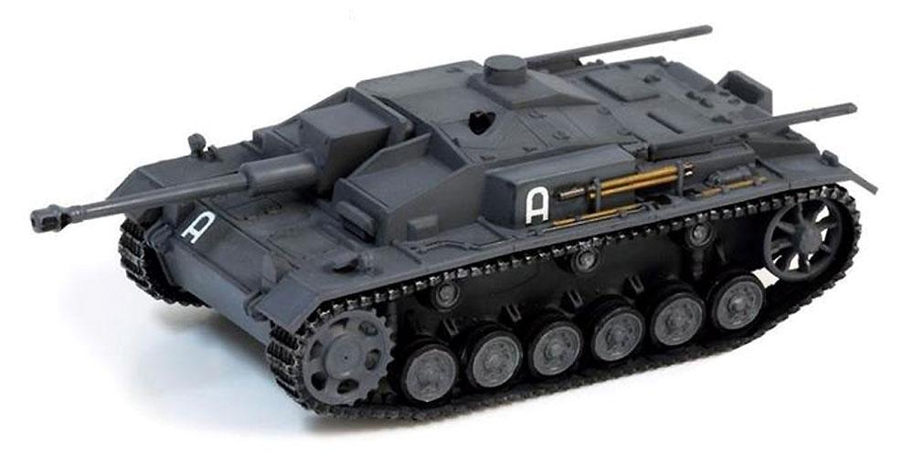 ドイツ 3号突撃砲 F型 第210突撃砲大隊 1942年東部戦線完成品(ドラゴン1/72 ドラゴンアーマーシリーズNo.60512)商品画像_1