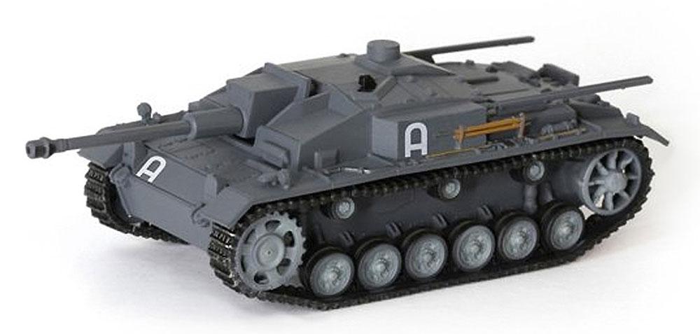 ドイツ 3号突撃砲 F型 第210突撃砲大隊 1942年東部戦線完成品(ドラゴン1/72 ドラゴンアーマーシリーズNo.60512)商品画像_4