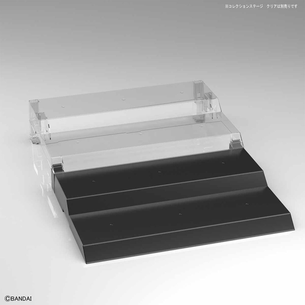 コレクションステージ ブラックディスプレイ台(バンダイコレクションステージNo.2390708)商品画像_2