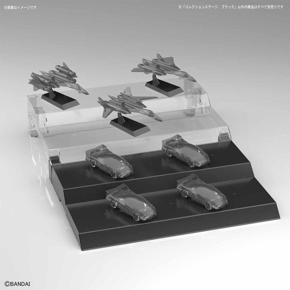 コレクションステージ ブラックディスプレイ台(バンダイコレクションステージNo.2390708)商品画像_3