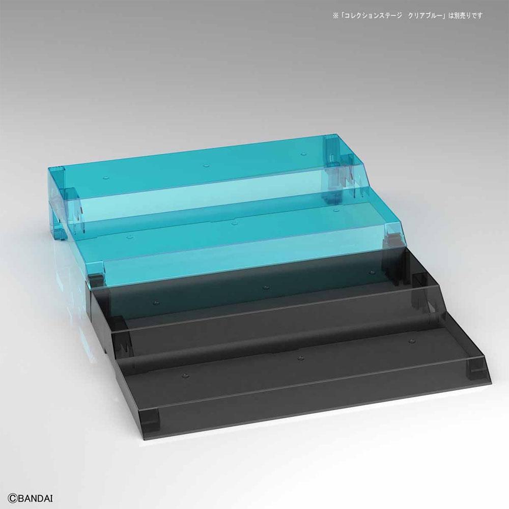コレクションステージ スモークブラッククリアディスプレイ台(バンダイコレクションステージNo.2390709)商品画像_2
