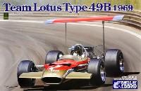チーム ロータス Type 49B 1969