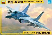 ズベズダ1/72 エアクラフト プラモデルMiG-29 SMT