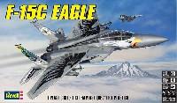 レベル1/48 飛行機モデルF-15C イーグル