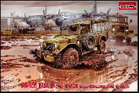 ローデン1/35 AFV MODEL KITダッジ M42 3/4t 4×4 コマンドトラック