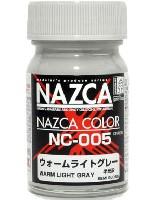 ガイアノーツNAZCA カラーシリーズNC-005 ウォームライトグレー
