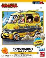 バンダイメカコレクション ドラゴンボール亀仙人のワゴン車