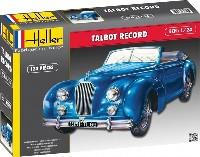 タルボ ラーゴ レコード