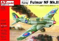 AZ model1/72 エアクラフト プラモデルフェアリー フルマー NF Mk.2