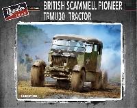 イギリス スキャメル パイオニア TRMU30 戦車運搬トラクター