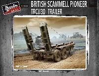 イギリス スキャメル パイオニア TRCU30 30t トレーラー