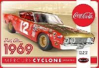 ボビー アリソン 1969 マーキュリー サイクロン スポイラー 2