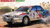 三菱 ギャラン VR-4 1992 サファリラリー
