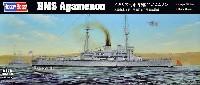 ホビーボス1/350 艦船モデルイギリス海軍 戦艦 アガメムノン