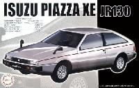 フジミ1/24 インチアップシリーズいすゞ ピアッツァ XE (JR130)