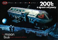 メビウススペース ビークルザ・ムーンバス (2001年宇宙の旅 パッケージ)