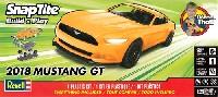 レベル1/25 Snap Tite2018 マスタング GT