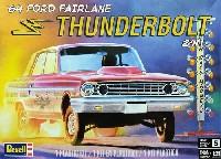 レベルカーモデル'64 フォード フェアレーン サンダーボルト