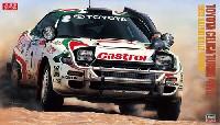 トヨタ セリカ ターボ 4WD 1993 サファリ ラリー 優勝車