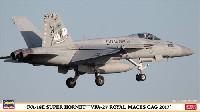F/A-18E スーパーホーネット VFA-27 ロイヤルメイセス CAG 2017
