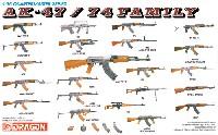AK-47/74 ライフルファミリー Part.1