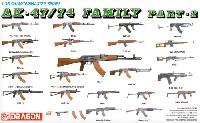 AK-47/74 ライフルファミリー Part-2