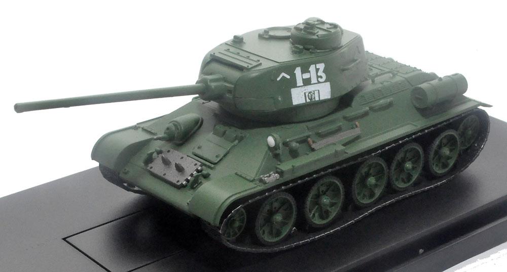 T-34/85 Mod.1944 ソビエト軍 第63護衛戦車旅団 第1大隊完成品(ドラゴン1/72 ドラゴンアーマーシリーズNo.60255)商品画像_2