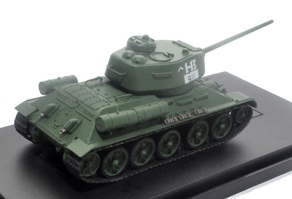 T-34/85 Mod.1944 ソビエト軍 第63護衛戦車旅団 第1大隊完成品(ドラゴン1/72 ドラゴンアーマーシリーズNo.60255)商品画像_3