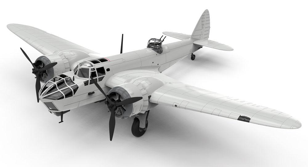 ブリストル ブレニム Mk.4プラモデル(エアフィックス1/72 ミリタリーエアクラフトNo.A04061)商品画像_2