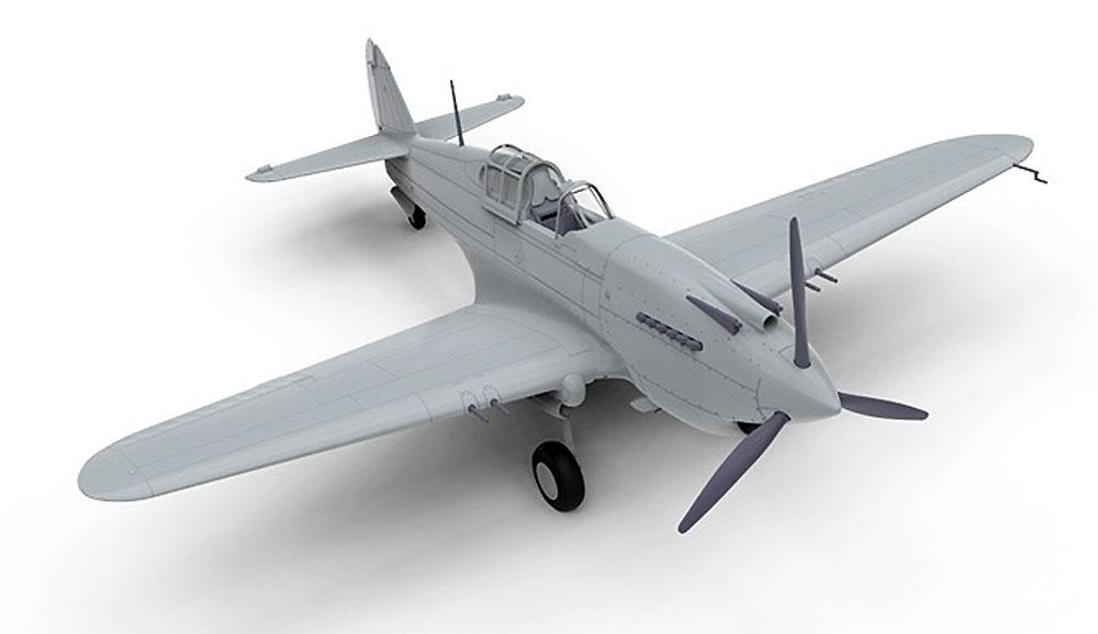 カーチス トマホーク Mk.2Bプラモデル(エアフィックス1/48 ミリタリーエアクラフトNo.A05133)商品画像_1