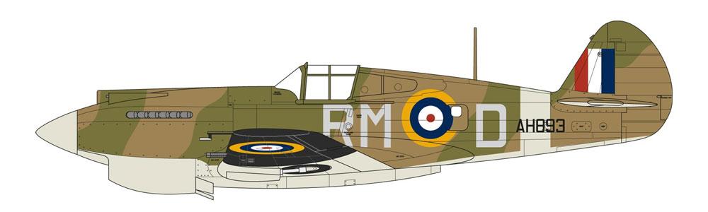 カーチス トマホーク Mk.2Bプラモデル(エアフィックス1/48 ミリタリーエアクラフトNo.A05133)商品画像_2