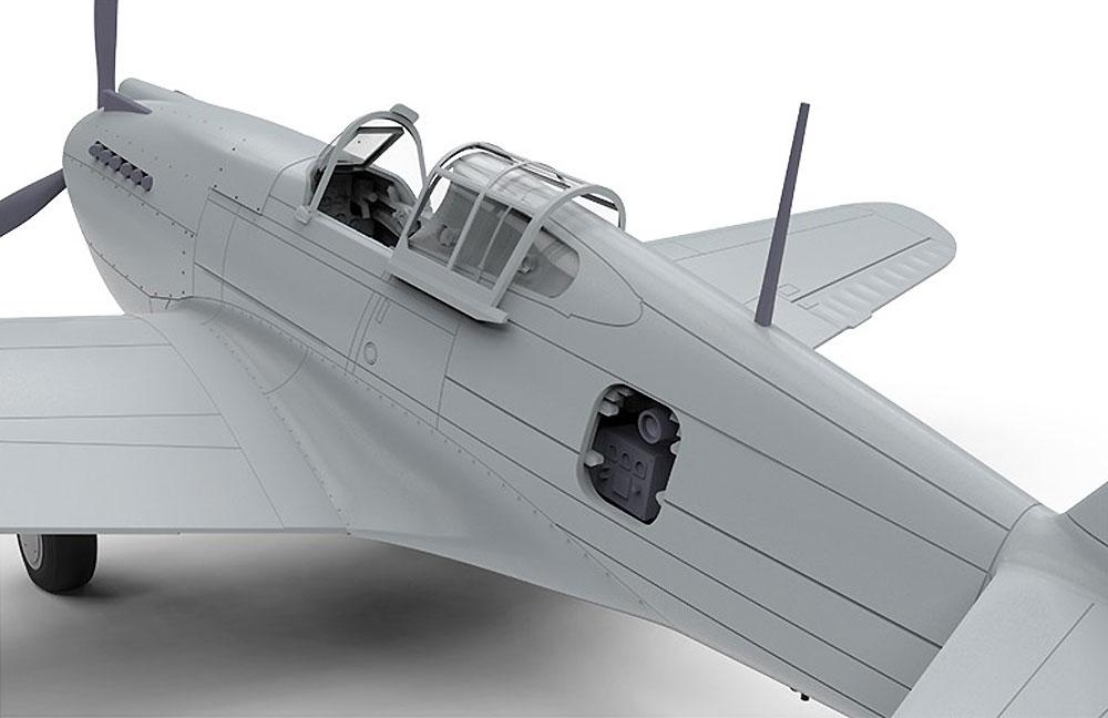 カーチス トマホーク Mk.2Bプラモデル(エアフィックス1/48 ミリタリーエアクラフトNo.A05133)商品画像_4
