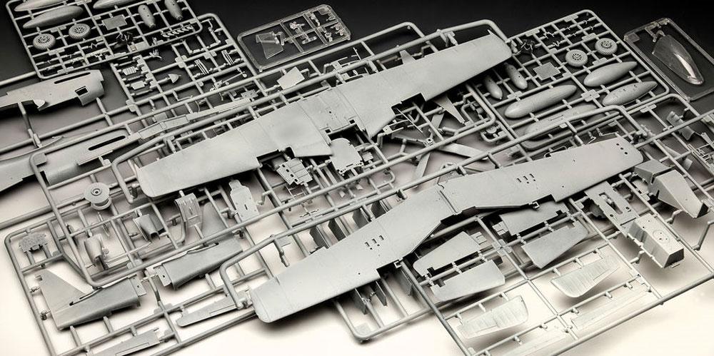 P-51D-5NA ムスタング 初期型プラモデル(レベル1/32 AircraftNo.03944)商品画像_1