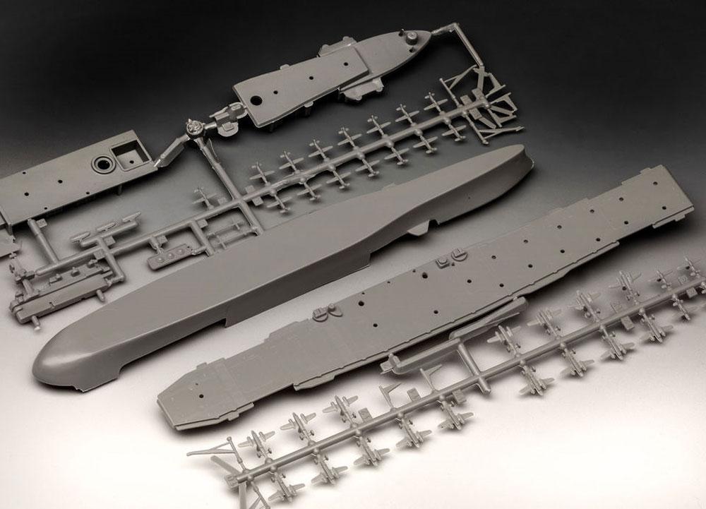 USS ホーネット CV-8プラモデル(レベル1/1200 艦船キットNo.05823)商品画像_1