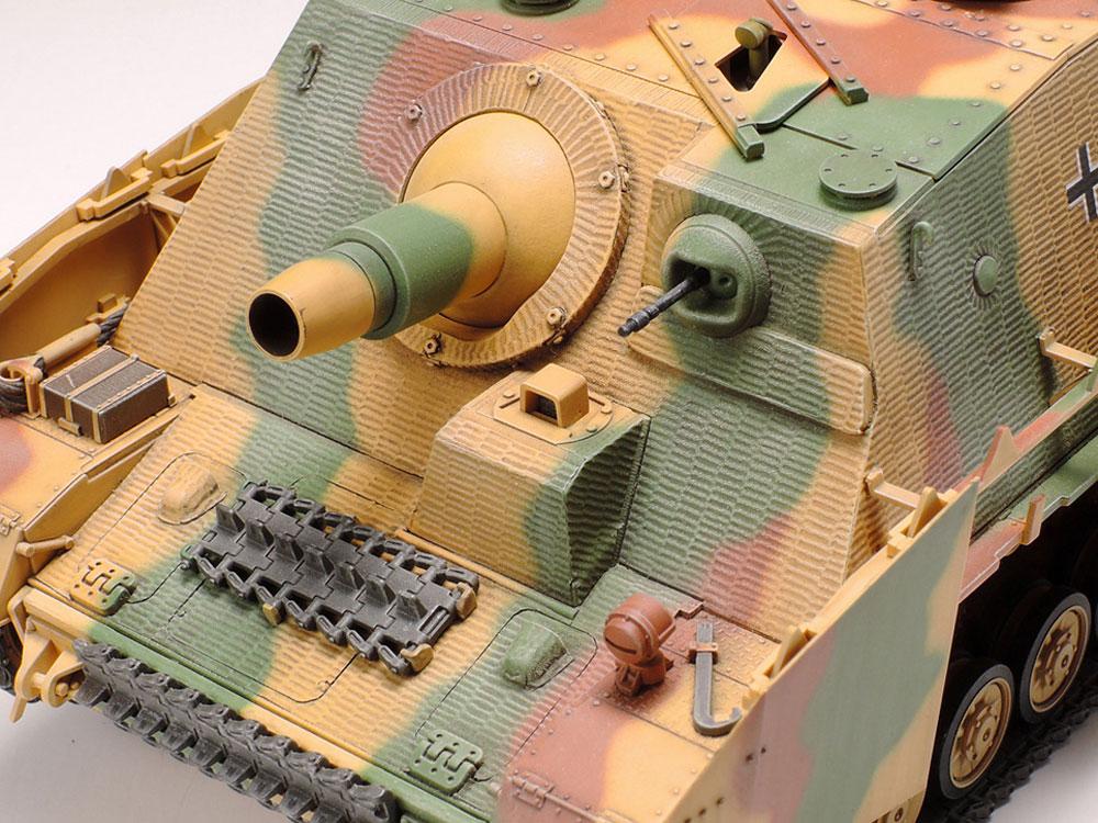 ドイツ 4号突撃戦車 ブルムベア 後期型プラモデル(タミヤ1/35 ミリタリーミニチュアシリーズNo.353)商品画像_4