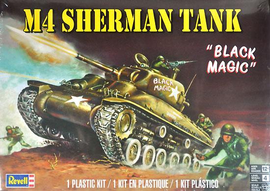 M4 シャーマンプラモデル(レベル1/35 ミリタリーNo.85-7864)商品画像