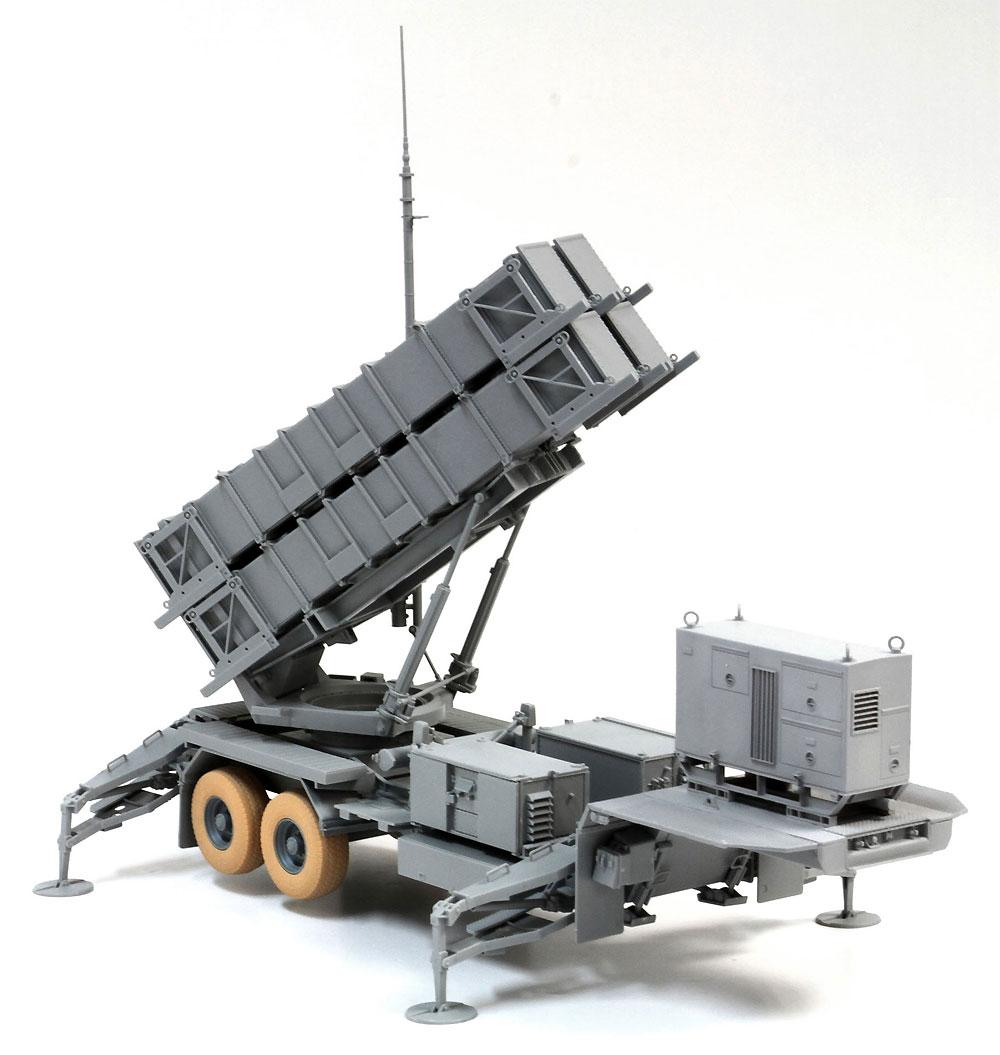 MIM-104C パトリオット (PAC-2)プラモデル(ドラゴン1/35 BLACK LABELNo.3604)商品画像_3