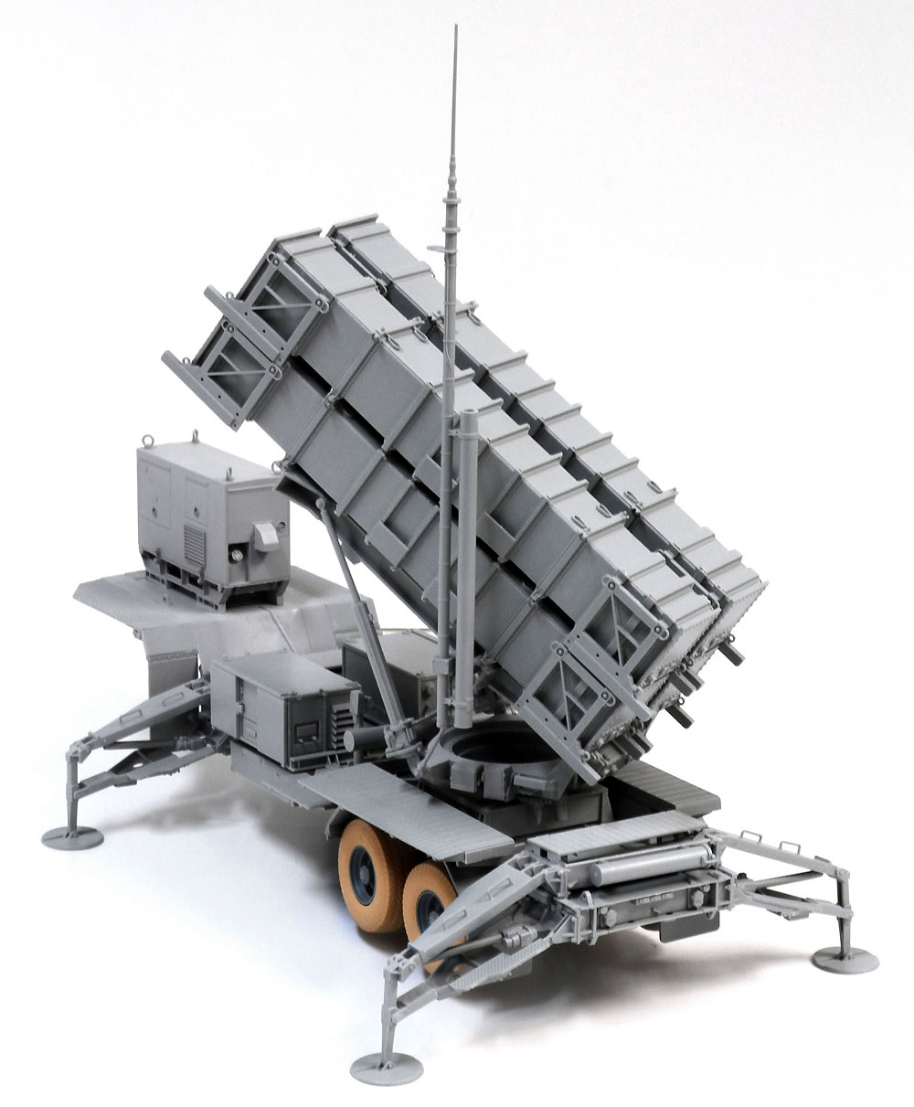 MIM-104C パトリオット (PAC-2)プラモデル(ドラゴン1/35 BLACK LABELNo.3604)商品画像_4