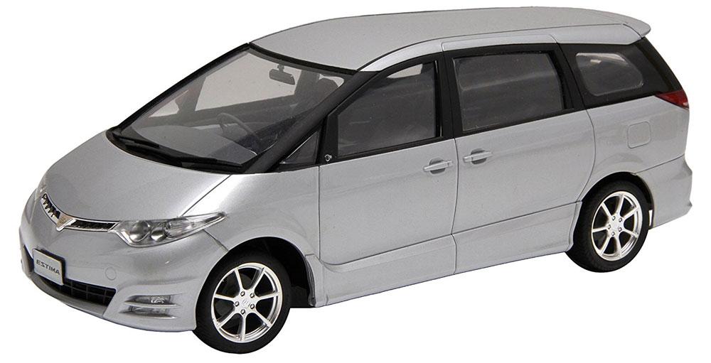 トヨタ エスティマ G/X/アエラス Gパッケージプラモデル(フジミ1/24 インチアップシリーズNo.008)商品画像_2