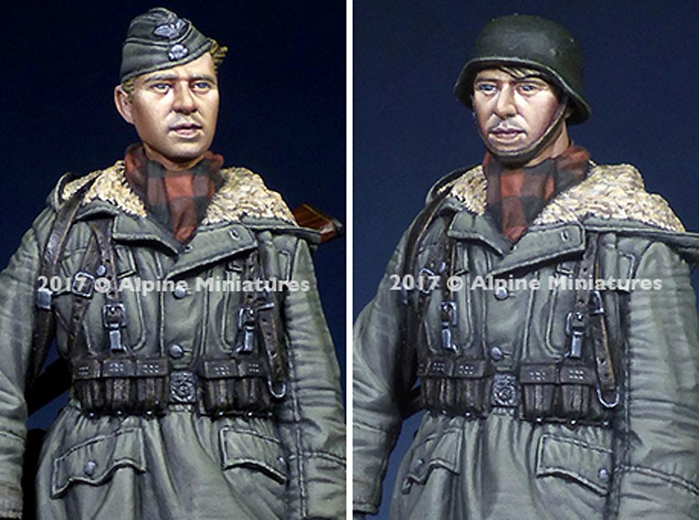ドイツ 武装親衛隊 擲弾兵 第3次ハリコフ戦レジン(アルパイン1/35 フィギュアNo.AM35236)商品画像_2