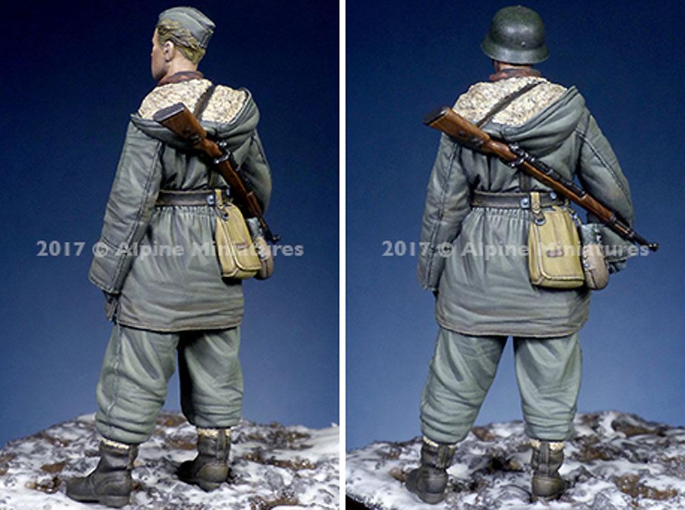 ドイツ 武装親衛隊 擲弾兵 第3次ハリコフ戦レジン(アルパイン1/35 フィギュアNo.AM35236)商品画像_4