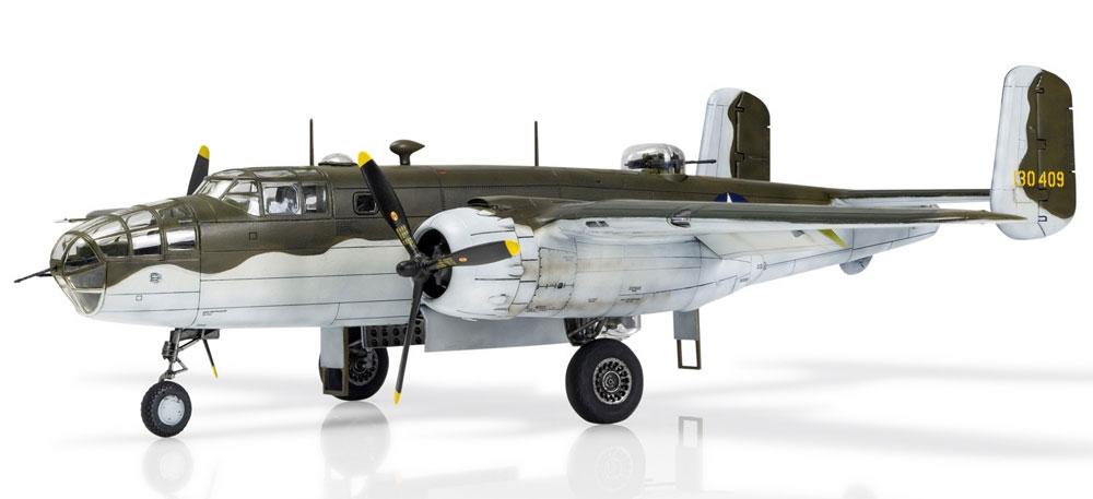 ノースアメリカン B-25C/D ミッチェルプラモデル(エアフィックス1/72 ミリタリーエアクラフトNo.A06015)商品画像_4