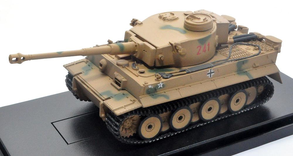 ドイツ ティーガー 1 初期生産型 第504重戦車大隊 第2中隊 シシリー 1943年完成品(ドラゴン1/72 ドラゴンアーマーシリーズNo.60343)商品画像_2