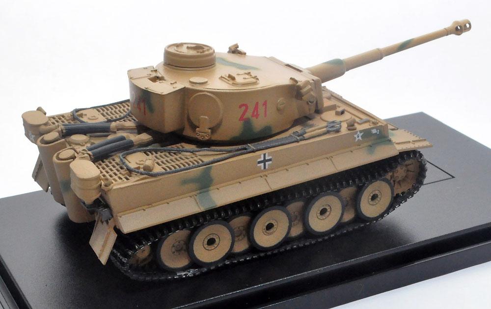 ドイツ ティーガー 1 初期生産型 第504重戦車大隊 第2中隊 シシリー 1943年完成品(ドラゴン1/72 ドラゴンアーマーシリーズNo.60343)商品画像_3
