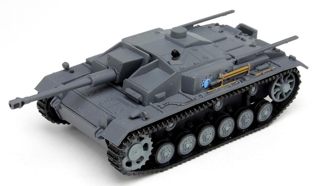 3号突撃砲 F型 カバさんチーム完成品(プラッツてのひら戦車道コレクションNo.GPC72-007)商品画像_2