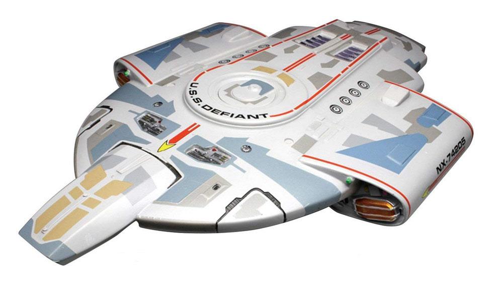 U.S.S. ディファイアント NX-74205プラモデル(ポーラライツスタートレック (STAR TREK)No.POL952/12)商品画像_2