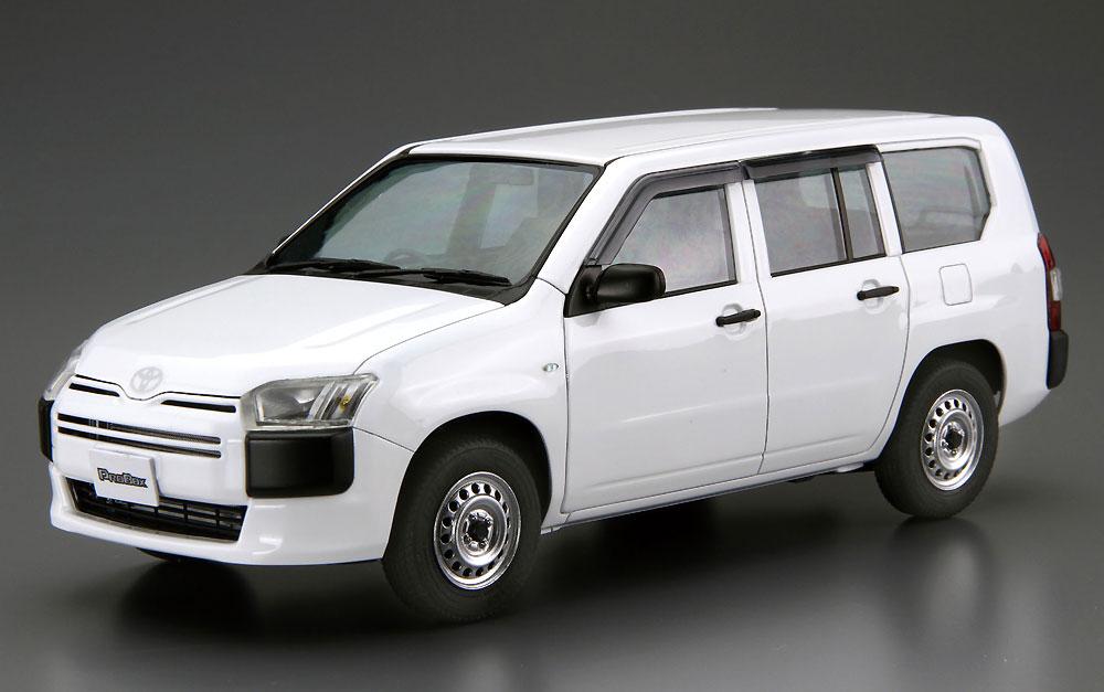 トヨタ NCP160V プロボックス '14プラモデル(アオシマ1/24 ザ・モデルカーNo.065)商品画像_2